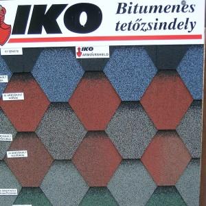 IKO bitumenes tetőzsindely - Árvai Fatelep, Mályi