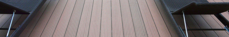 WPC burkolat, teraszburkolat a teraszok és erkélyek számára
