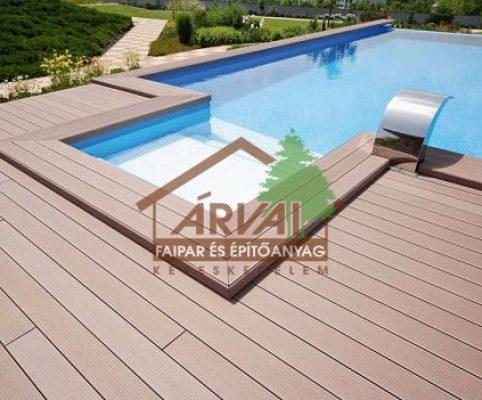 Új termékünk: WPC terasz,- és fal burkolatok, kerítések